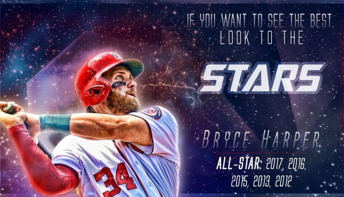 Bryce Harper All-Star