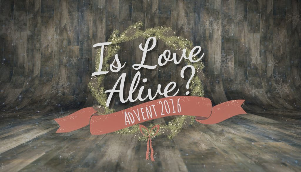 Is Love Alive 2016