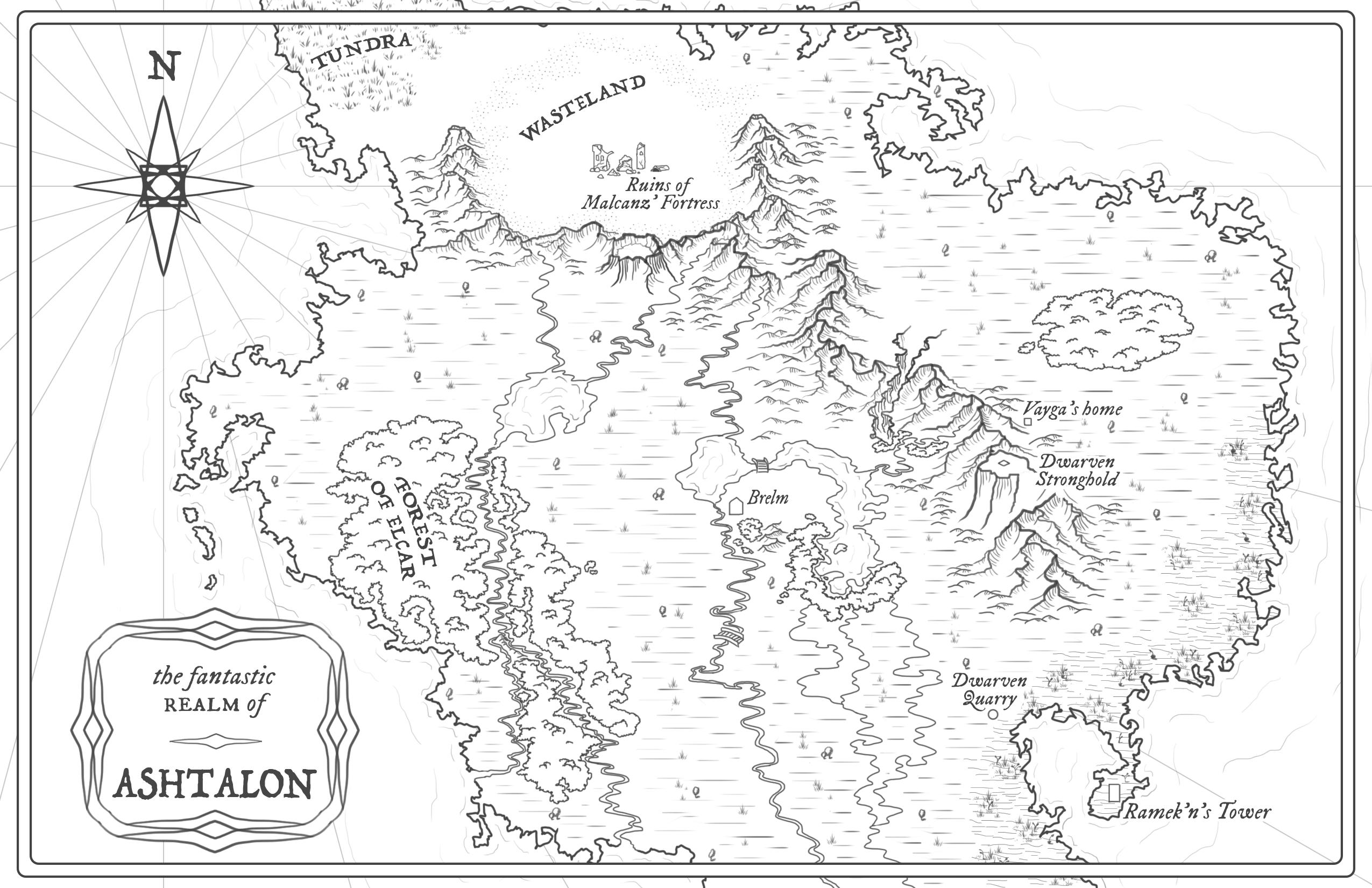 Ashtalon B&W map final