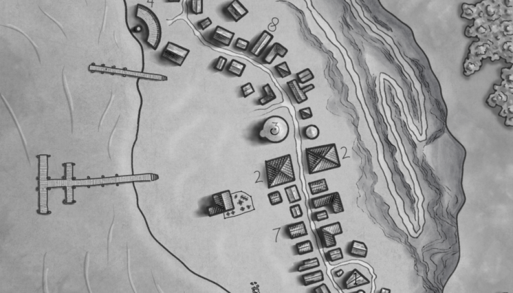 Seal Point Town Map Final Draft
