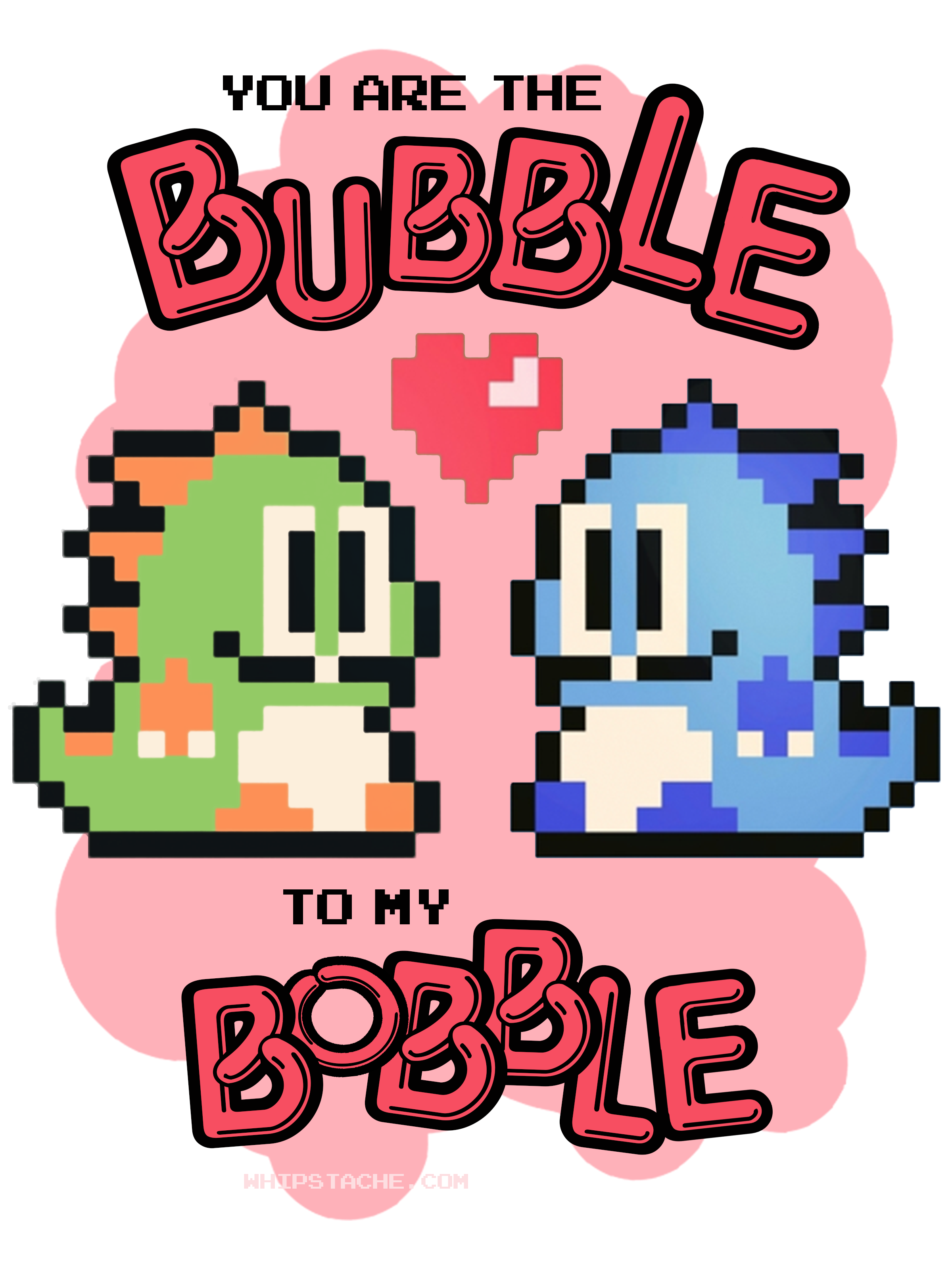 Bubble Bobble Shirt